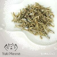 【猫】【おやつ】YukiManmaゆきまんまちりめんじゃこ35g。商品画像1。