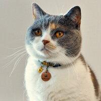 【迷子札】【犬】【猫】iDog&iCatオリジナルメタルネームタグ迷子札クラウン。アクセサリーのような感覚で着けられます。