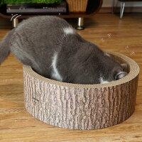 【猫爪とぎ】iCatアイキャットオリジナル猫のくつろぎつめとぎ森の切り株[メール便不可]【段ボール爪ネイル爪磨き猫用つめとぎ猫のつめとぎスクラッチャー】【キャットスクラッチャーダンボールポール麻】【icatidog】