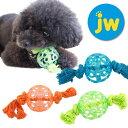 【犬 おもちゃ】PLATZ/JW PET COMPANY/ドギー ラチスボール S[メール便不…