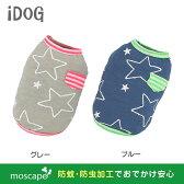 【クーポン利用で300円OFF】iDog アイドッグ ボーダーポケットスタータンク moscape