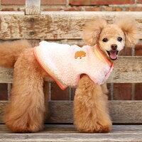 トイプー2.3kgメロディちゃんはピンクS着用