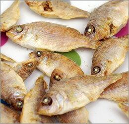カルシウムたっぷり★鯛の稚魚のジャーキーおやつにも手作りご飯にもピッタリキッチンドッグ/Ti...