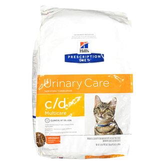 山科學飲食治療飲食貓 c/d 17.5 磅 8 公斤