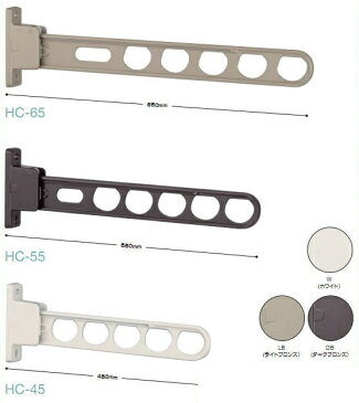 川口技研 腰壁用ホスクリーン HC-65-LB/HC-65-DB/HC-65-W 1本(通常2本必要)