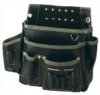 PROSTAR プロスター New kw2 (NX)KE-805B 釘袋 カラー:ブラック 棟梁型釘袋 墨壷差付