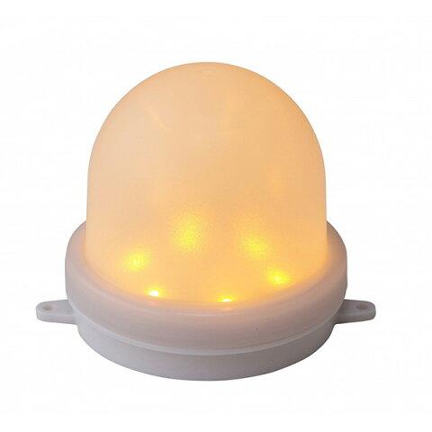 タカショー HBE-Y09W LEDコアモジュール 庭ゆらぎ ほのあかり W103×D84×H79