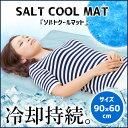 【全国送料無料】塩で冷却・クールマット・冷却マット・冷房・電気代0円・...