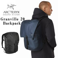 ARCTERYXアークテリクスGranville20Backpackグランヴィル20バックパックリュックリュックサックメンズレディースA320Lブラックプレゼントギフト通勤通学送料無料