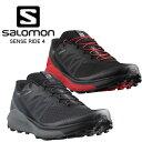 SALOMON サロモン SENSE RIDE 4 センスライド オールラウンド トレイルランニング トレイルランニング
