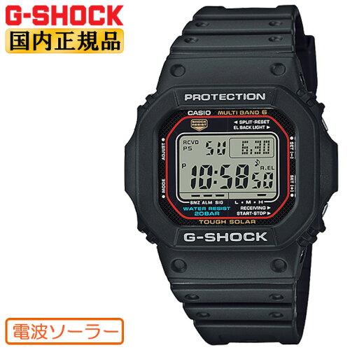 G-SHOCK 電波 ソーラー ORIGIN 5600 GW-M5610-1JF カシオ Gショック 電波時計 CASIO スクエア 四角...