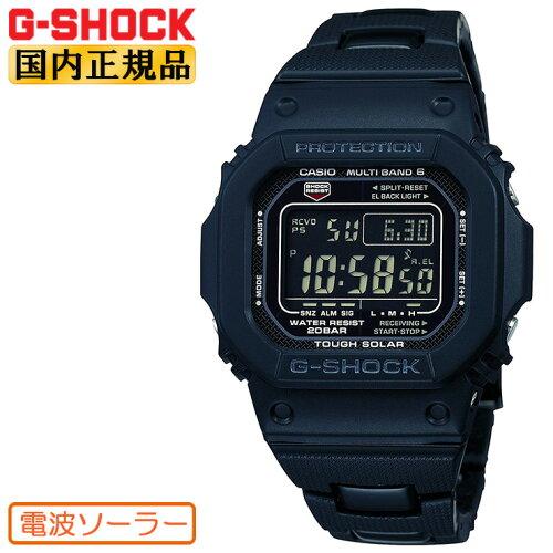 G-SHOCK 電波 ソーラー ORIGIN 5600 カシオ Gショック 電波時計 GW-M5610BC-1JF CASIO スクエア 四...