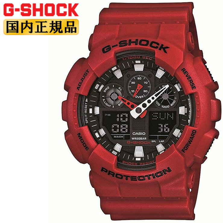 腕時計, メンズ腕時計 G-SHOCK G GA-100B-4AJF CASIO 3