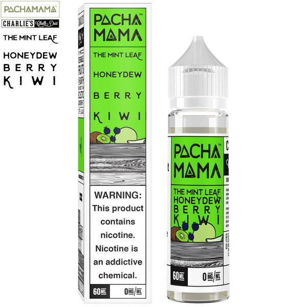 喫煙具, その他  VAPE 60ml PACHAMAMA Charlies Chalk Dust 02P26Mar16RCP