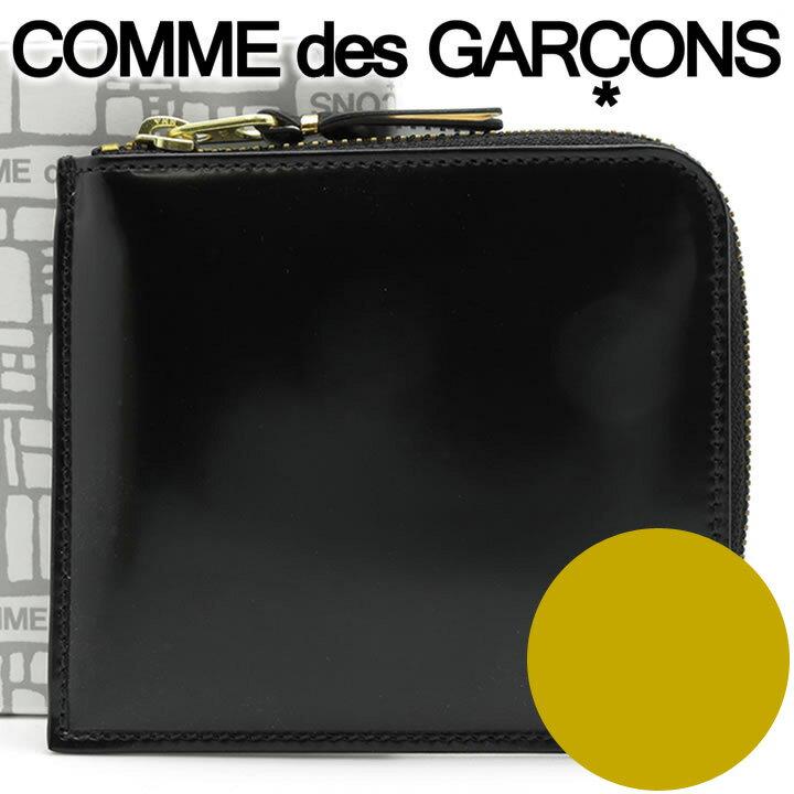 財布・ケース, メンズ財布  COMME des GARCONS SA3100MI MIRROR INSIDE GOLD