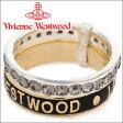 ヴィヴィアンウエストウッド リング 指輪 Vivienne Westwood ヴィヴィアン スカイリング ブラック 【02P03Dec16】