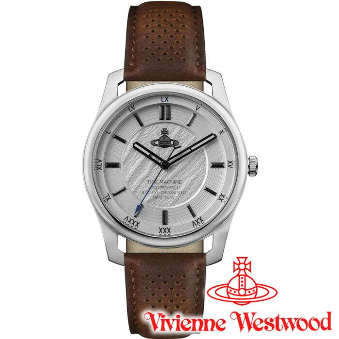 ヴィヴィアンウエストウッド 時計 Vivienne Westwood 腕時計 ヴィヴィアン・ウエストウッド メンズ 男性用 VV185SLBR【あす楽】【送料無料】
