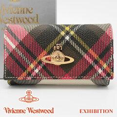ヴィヴィアンウエストウッド Vivienne Westwood 6連キーケース ヴィヴィアン 720V EXHIBITION 【02P09Jan16】 【あす楽】