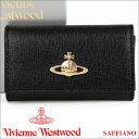 ヴィヴィアンウエストウッド キーケース ヴィヴィアン 6連キーケース ブラック Vivienne Westwood 720V SAFFIANO BLACK 【02P05Apr14M…