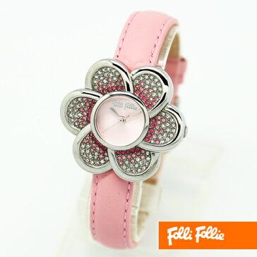 【フォリフォリ】フォリフォリ 時計 Folli Follie 腕時計 時計 folli follie 腕時計 WF5T009SPP シルバー ジルコニア レディース アナログ 【在庫あり】【02P03Dec16】 【RCP】 【_腕時計】