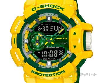 G-SHOCKカシオGショックGA-400CS-9AJFCASIOCrazyColorsクレイジーカラーズロータリースイッチメンズ腕時計【正規品/送料無料】【02P19Jun15】【RCP】【レビューで3年保証】
