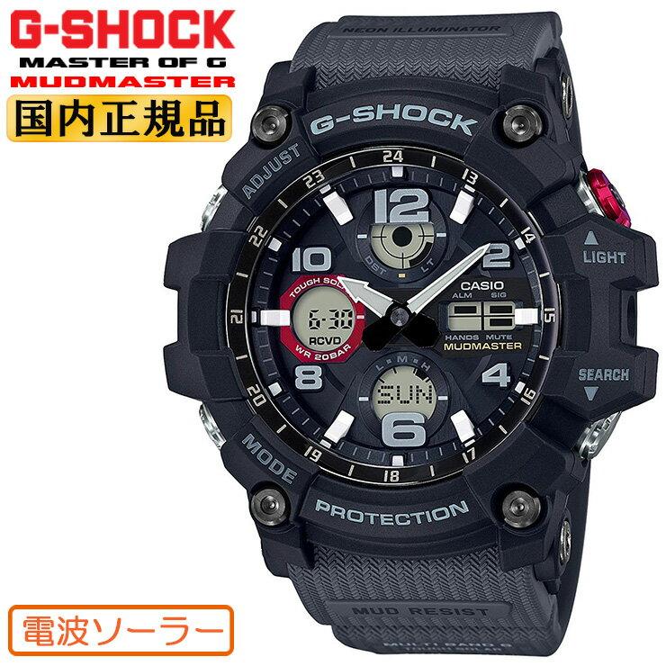 CASIO G-SHOCK mudmaster G GWG-100-1A8JF CASIO G-...