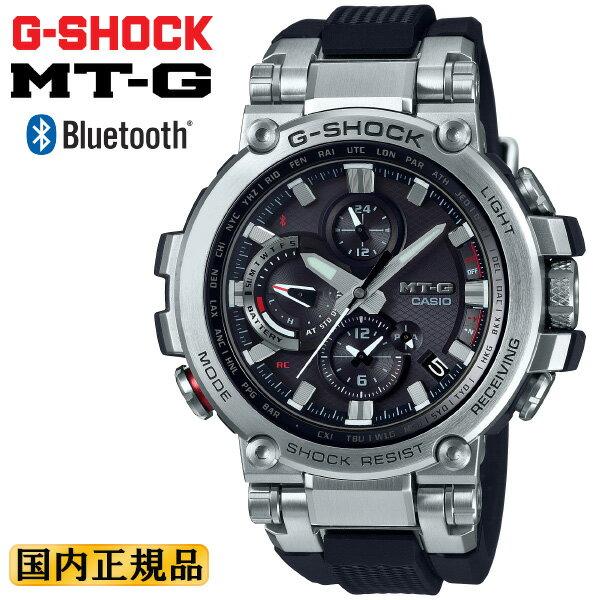 腕時計, メンズ腕時計  G MT-G MTG-B1000-1AJF CASIO G-SHOCK Bluetooth MTGB10001AJF