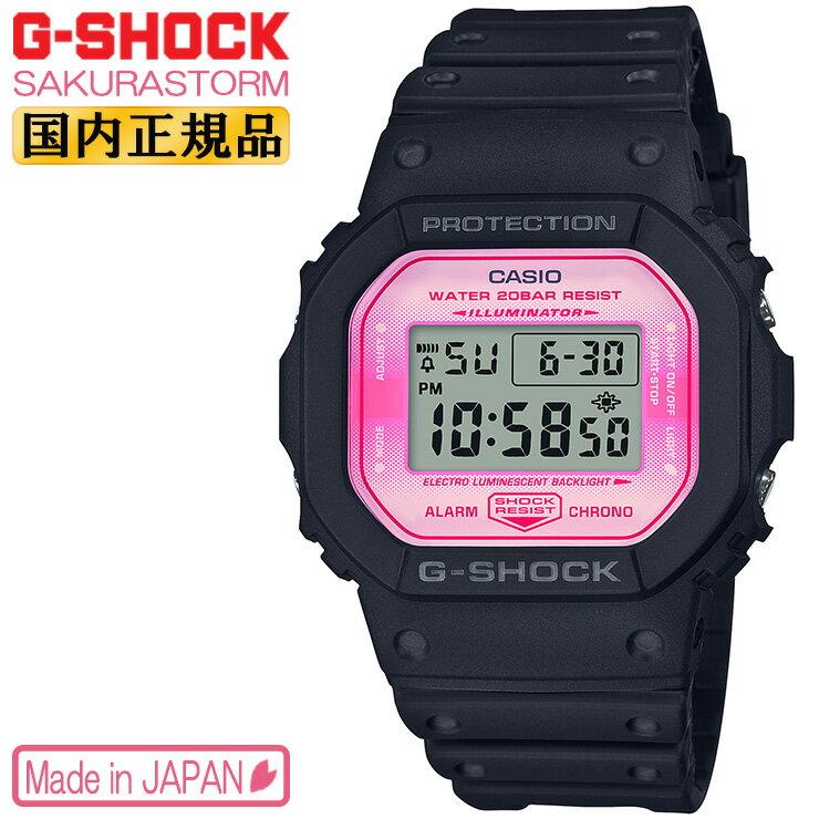 腕時計, メンズ腕時計  G DW-5600TCB-1JR CASIO G-SHOCK ORIGIN SAKURASTORM MADE in JAPAN DW5600TCB1JR