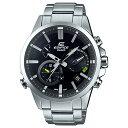 カシオ エディフィス スマホ連動 モバイルリンク機能 EQB-700D-1AJF CASIO EDIFICE Bluetooth搭載 メンズ 腕時計 【あす楽】