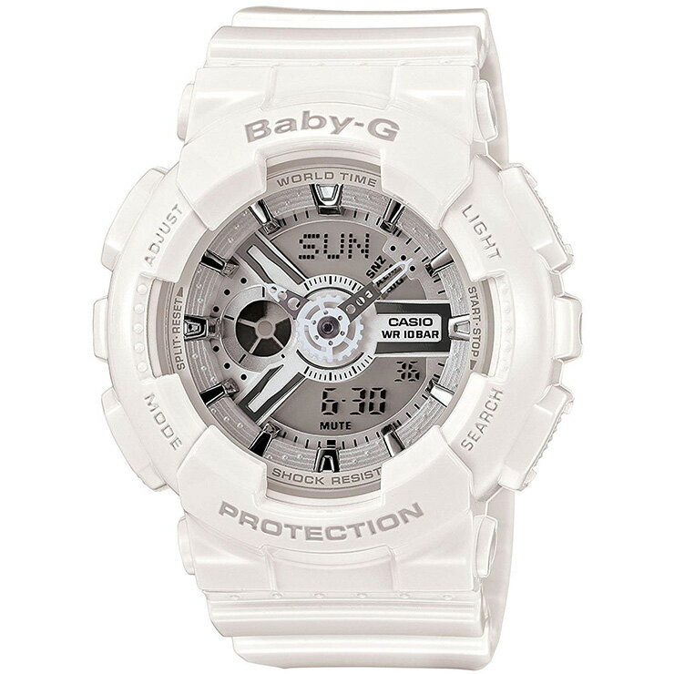 腕時計, レディース腕時計  BABY-G G CASIO BA-110-7A3JF G-SHOCK T BA1107A3JF