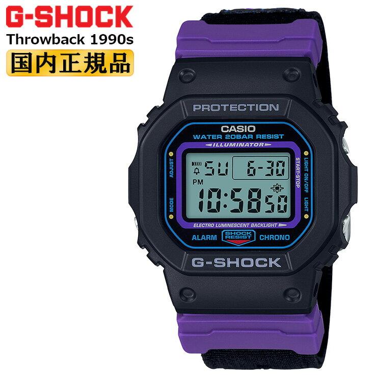 腕時計, メンズ腕時計  G 5600 1990s DW-5600THS-1JR CASIO G-SHOCK ORIGIN Throwback DW5600THS1JR