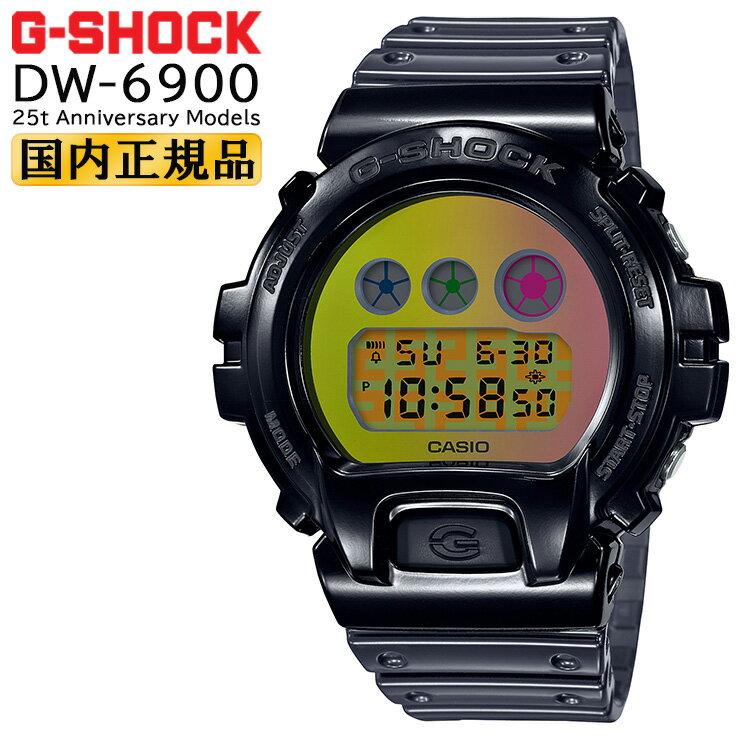 腕時計, メンズ腕時計  G 6900 25 DW-6900SP-1JR CASIO G-SHOCK ORIGIN 25th Anniversary Models