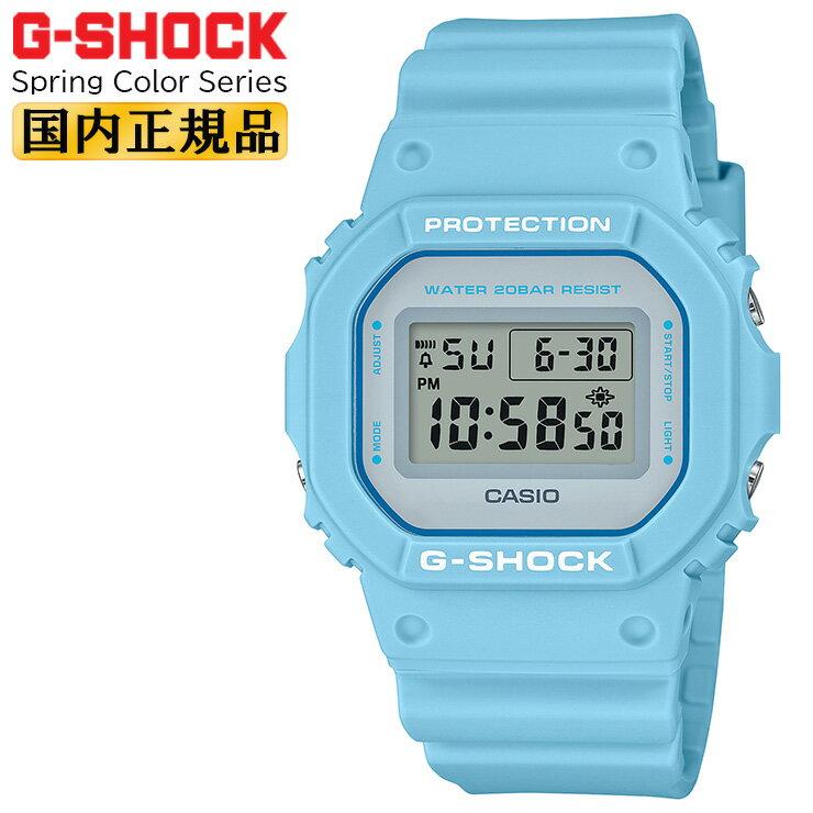 腕時計, メンズ腕時計  G DW-5600SC-2JF CASIO G-SHOCK ORIGIN Spring Color Series DW5600SC2JF
