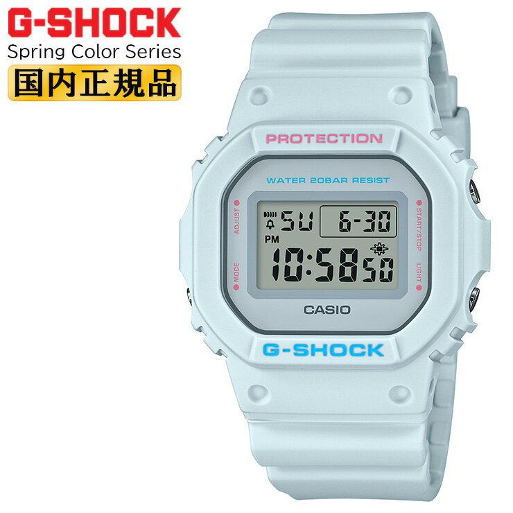 腕時計, メンズ腕時計  G DW-5600SC-8JF CASIO G-SHOCK ORIGIN Spring Color Series DW5600SC8JF