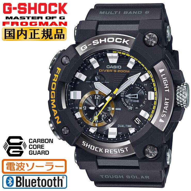 腕時計, メンズ腕時計  G GWF-A1000-1AJF CASIO G-SHOCK Master of G FROGMAN G ISO200m GWFA10001AJF