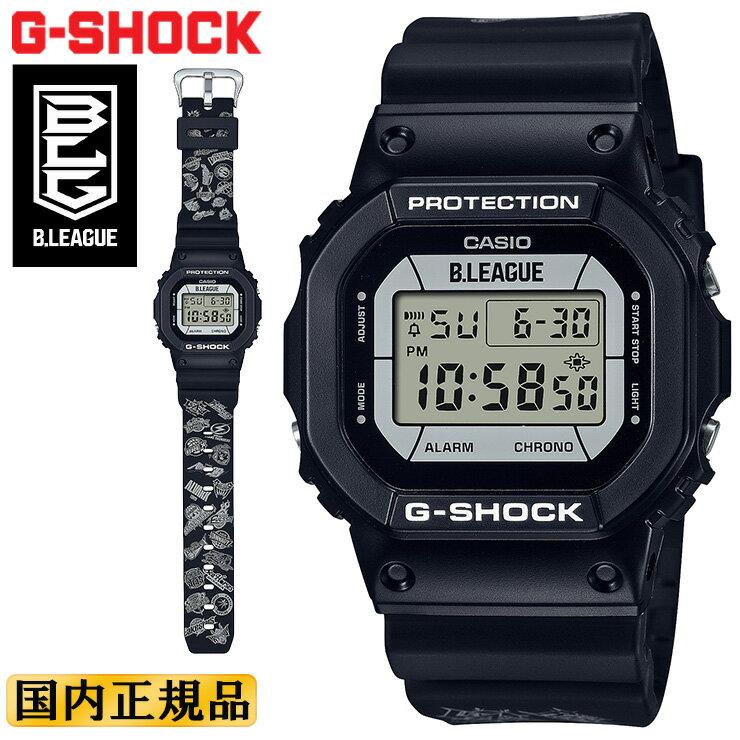 腕時計, メンズ腕時計  G 5600 B DW-5600BLG21-1JR B.LEAGUE CASIO G-SHOCK ORIGIN DW5600BLG211JR