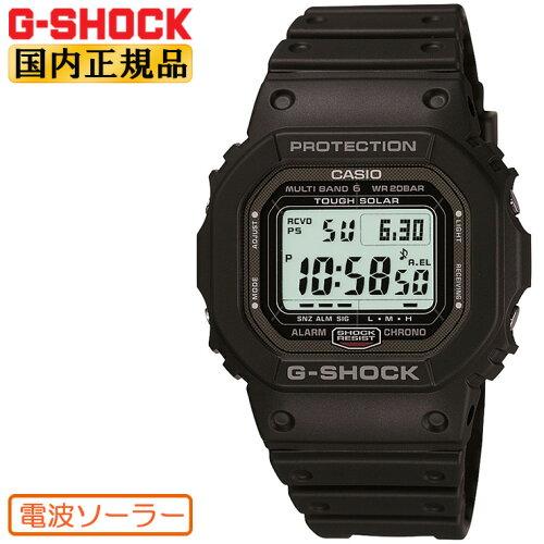 カシオ G-SHOCK 電波 ソーラー ORIGIN 5600 GW-5000-1JF CASIO Gショック 電波時計 スクリューバ...