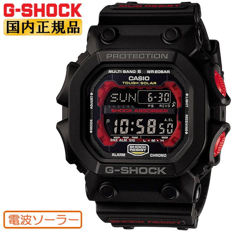 7e43cc7f68 タフソーラー CASIO G-SHOCK ソーラー カシオ Gショック GXW-56-1AJF 電波 メンズ 【正規品】 腕時計 電波時計 ...