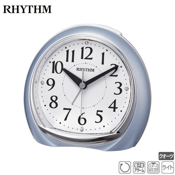 置き時計・掛け時計, 置き時計  R665 8RE665SR04 RHYTHM 30OFF 02P26Mar16 RCP