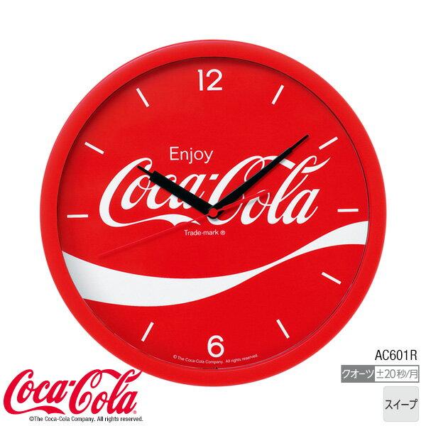 置き時計・掛け時計, 掛け時計  Coca-Cola AC601R 02P03Dec16 RCP