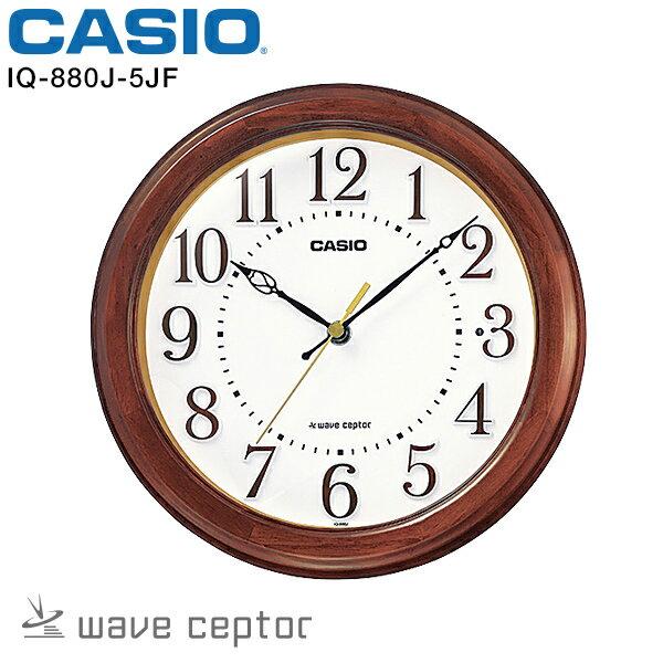 置き時計・掛け時計, 掛け時計  IQ-880J-5JF CASIO 02P26Mar16 RCP
