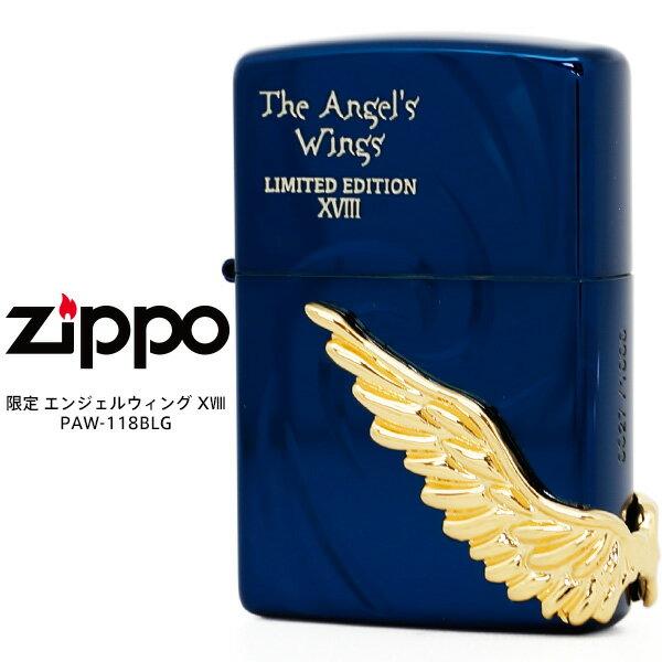 喫煙具, ライター Zippo XVIII ZIPPO PAW-118BLG NO 02P26Mar16RCP