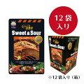Xinchao!ベトナムバロナバーベキュースウィート&サワーソース80gケース販売12袋入り