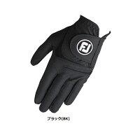 【日本郵便配送(4枚まで)】フットジョイFootJoyウェザーソフWeatherSofゴルフグローブFGWF18左手用手袋2018年モデル