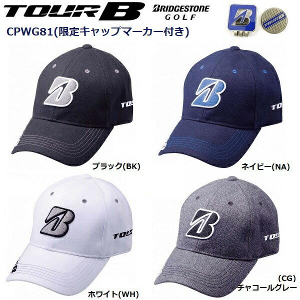 メンズウェア, 帽子・バイザー  BRIDGESTONE GOLF TOUR B CPWG81 2018