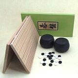 囲碁セット  新桂5號折碁盤と椿セット