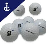 【送料無料】ブリヂストンゴルフTOURBXS'17Bマークエディションカラー:ホワイト★★ランク/2ダース【中古】ロストボールゴルフボール