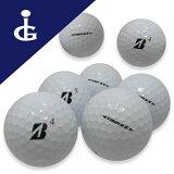 【送料無料】ブリヂストンゴルフTOURBX'17Bマークエディションカラー:ホワイト★★ランク/2ダース【中古】ロストボールゴルフボール