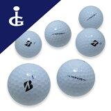 【送料無料】ブリヂストンゴルフTOURBXS'17Bマークエディションカラー:ホワイト★★★ランク/2ダース【中古】ロストボールゴルフボール