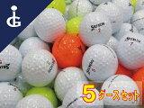【海外向け限定】SRIXONZ-STARXV'17モデル★★ランク/5ダースセットロストボールゴルフボール【中古】